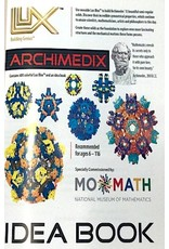 GATO MoMath Archimedix Build Set - 600 Piece Set | LUX