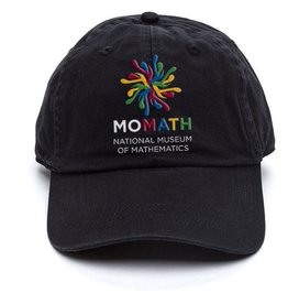APPA/ACCES MoMath Black Cap