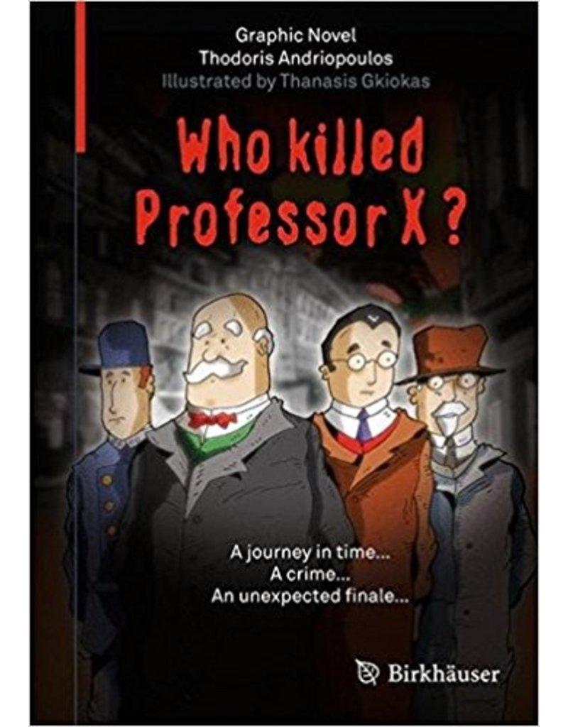 BODV Who Killed Professor X?