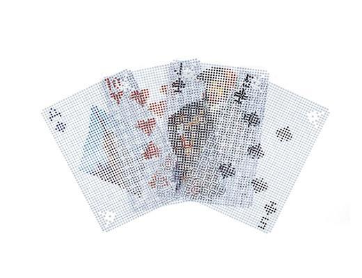 GATO Pixel Playing Cards
