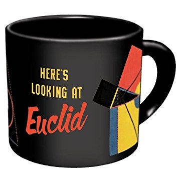 GATO Here's Looking at Euclid Mug