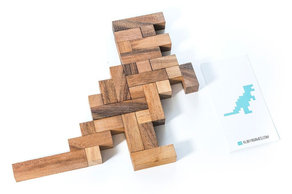 GATO Pentomino Puzzle Set