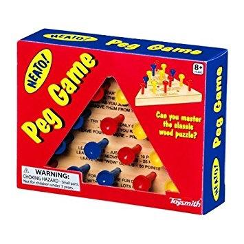 GATO Peg Game