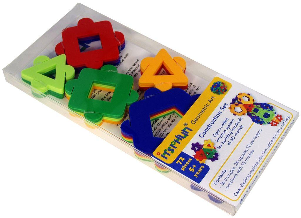 PUZZ ITSPHUN | Geometric Art Set