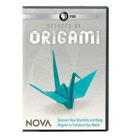 BODV Secrets of Origami: Origami Revolution