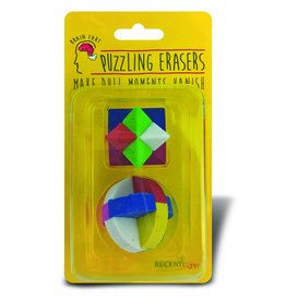 GATO Puzzling Erasers