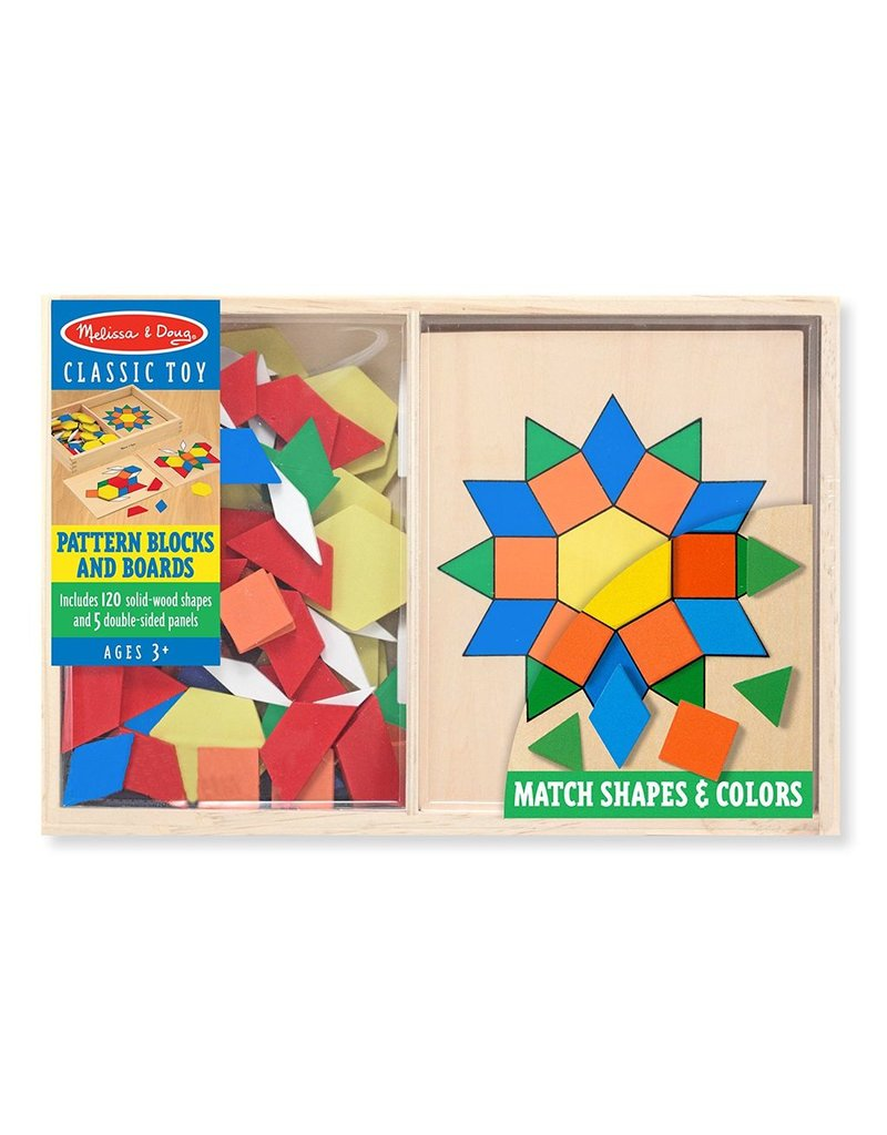 GATO Pattern Blocks and Boards