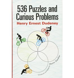 BODV 536 Puzzles and Curious Problems