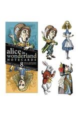 HOME Alice in Wonderland Note