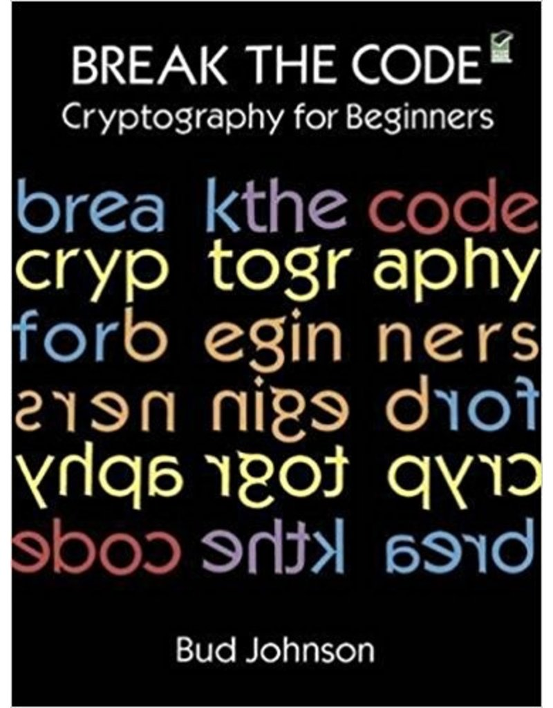 BODV Break the Code: Cryptography for Beginners