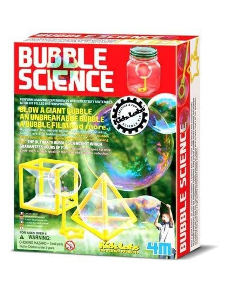 GIFT Bubble Science