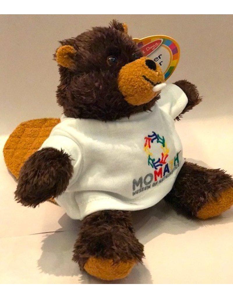 GATO Beaver with MoMath Shirt