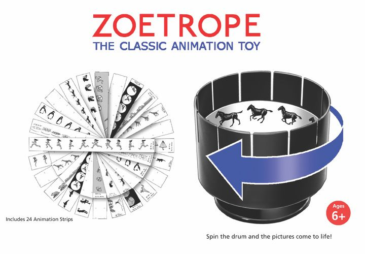 GIFT Zoetrope