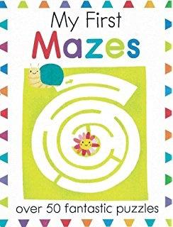 BODV My First Mazes