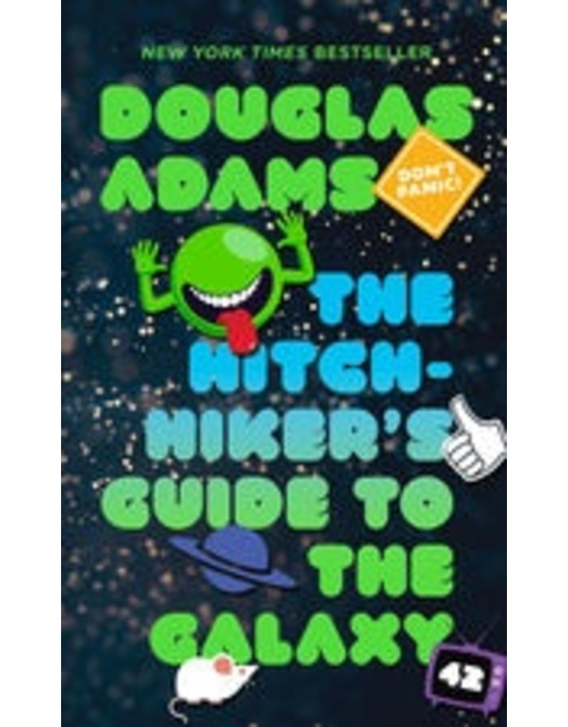 BODV The Hitchhiker's Guide to the Galaxy