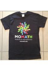 APPA MoMath Pi T-Shirt, Black