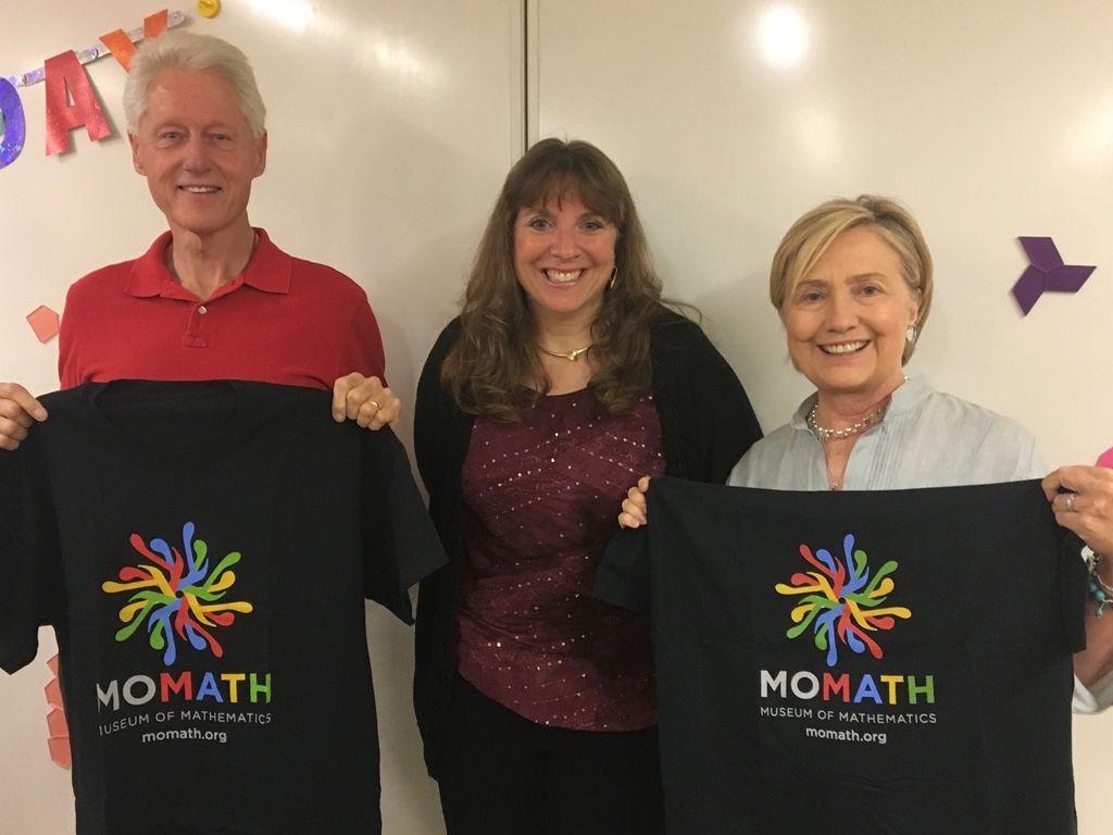 APPA/ACCES MoMath Pi T-Shirt, Black