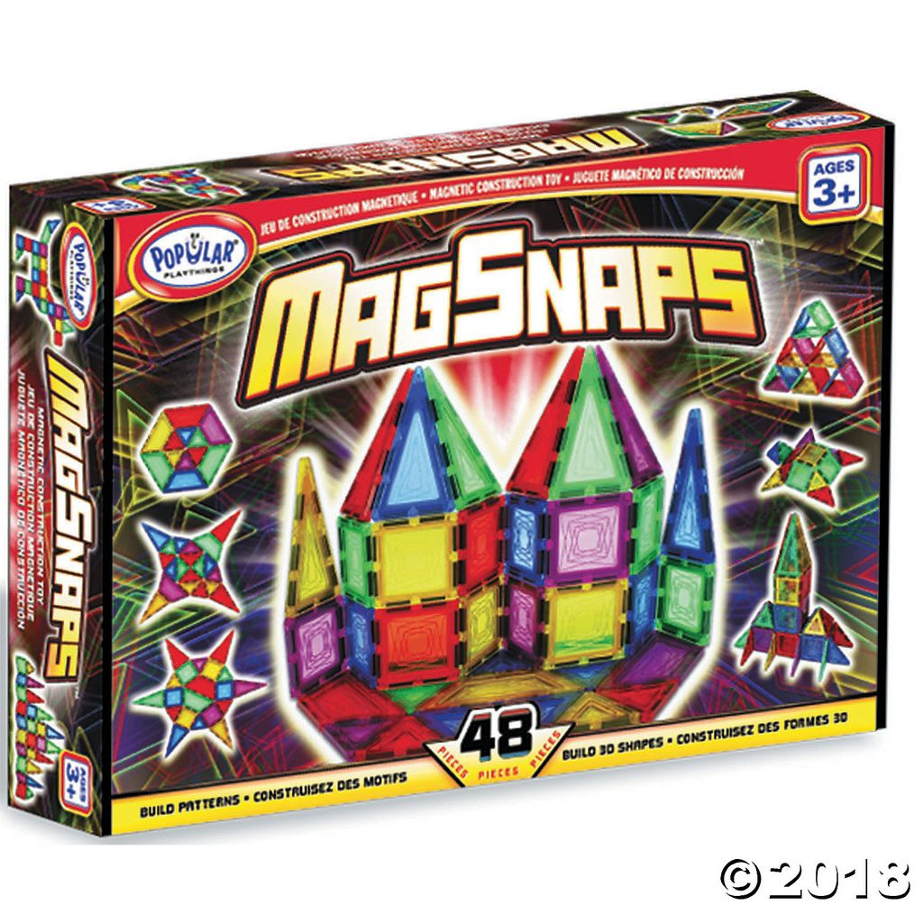 GATO MagSnaps - 48 Piece Set