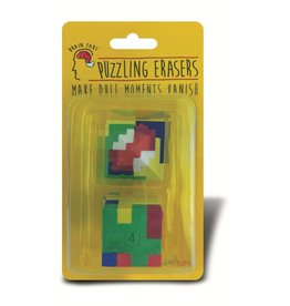 TRIN Puzzling Erasers