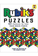 BODV Rubik's Puzzles: 101 Puzzles to Test Your Brain Power