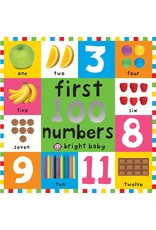 BODV First 100 Numbers Bright Baby
