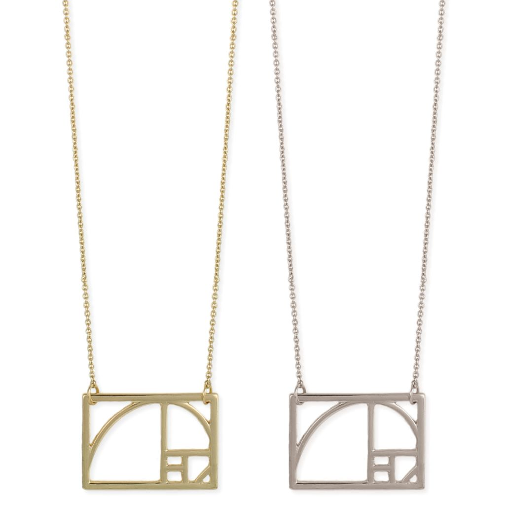 JEWE Golden Ratio Necklace