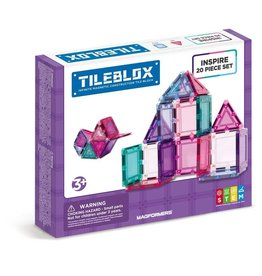 GATO Tileblox 20Pc set - Inspire