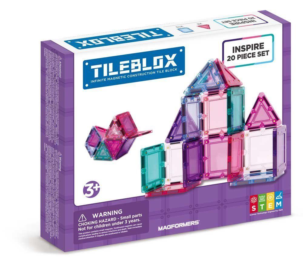 GATO Tileblox 20Pc set - inspire