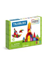 GATO Tileblox 42Pc set - Rainbow