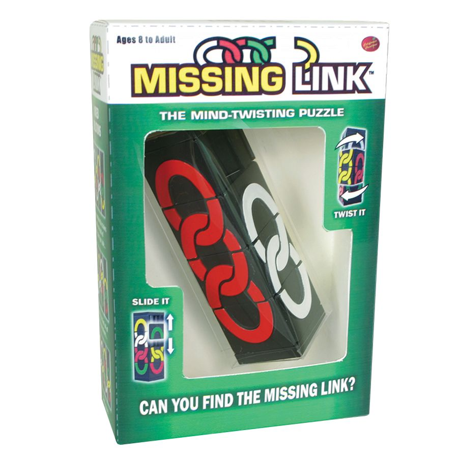 PUZZ Missing Link Puzzle