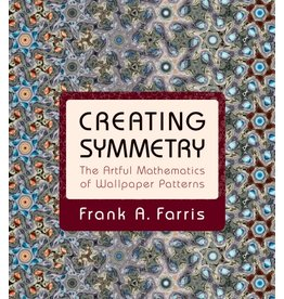 BODV Creating Symmetry: The Artful Mathematics of Wallpaper Patterns