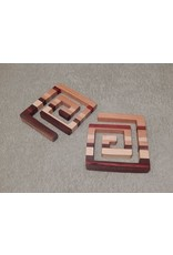 HOME Kara Wood Designs | Trivet or Two - Square