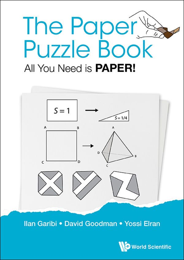 BODV The Paper Puzzle Book: All You Need is Paper!
