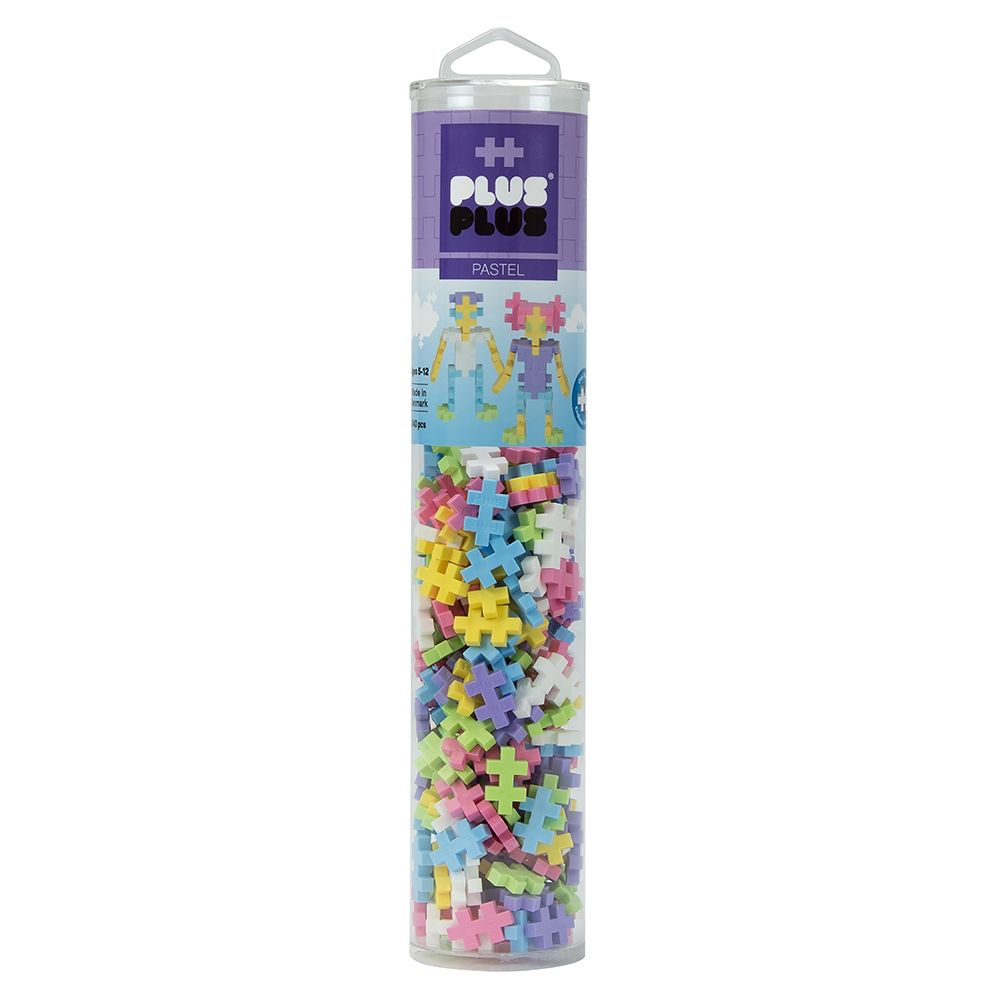GATO Plus Plus Pastel Tube - 240 Pcs