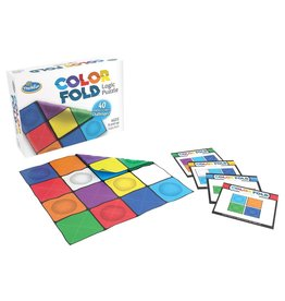 PUZZ Color Fold Logic Puzzle