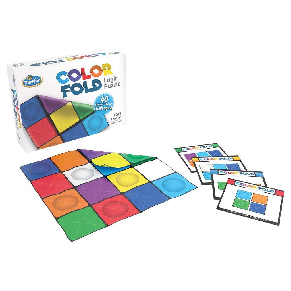 PUZZ Color Fold Logic Puzzle