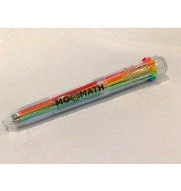 TRIN MoMath Ten Color Pen