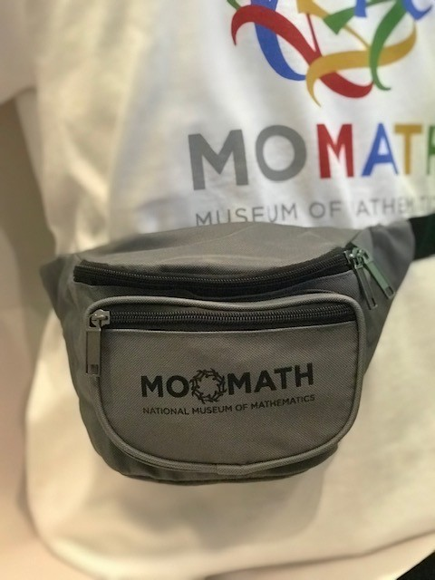 APPA/ACCES MoMath Fanny Pack