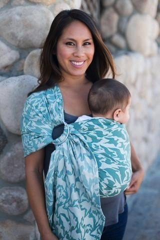 Tula Tula Carrier - Ring Sling - Voyage Iceland - Size: S/M