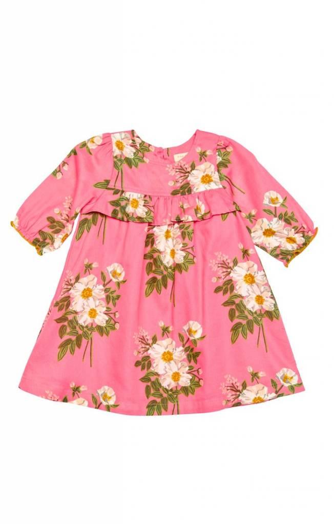 Pink Chicken Dress - Eve Dress in