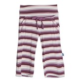 Kickee Pants Pants - Child - Print Yoga Pant Girl Dino Stripe -