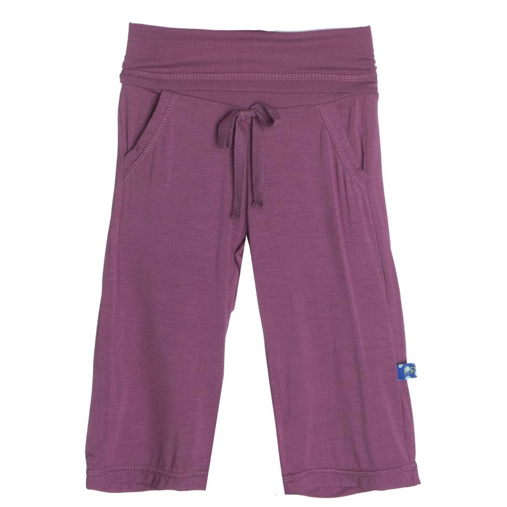 Kickee Pants Pants - Child - Solid Yoga Pant