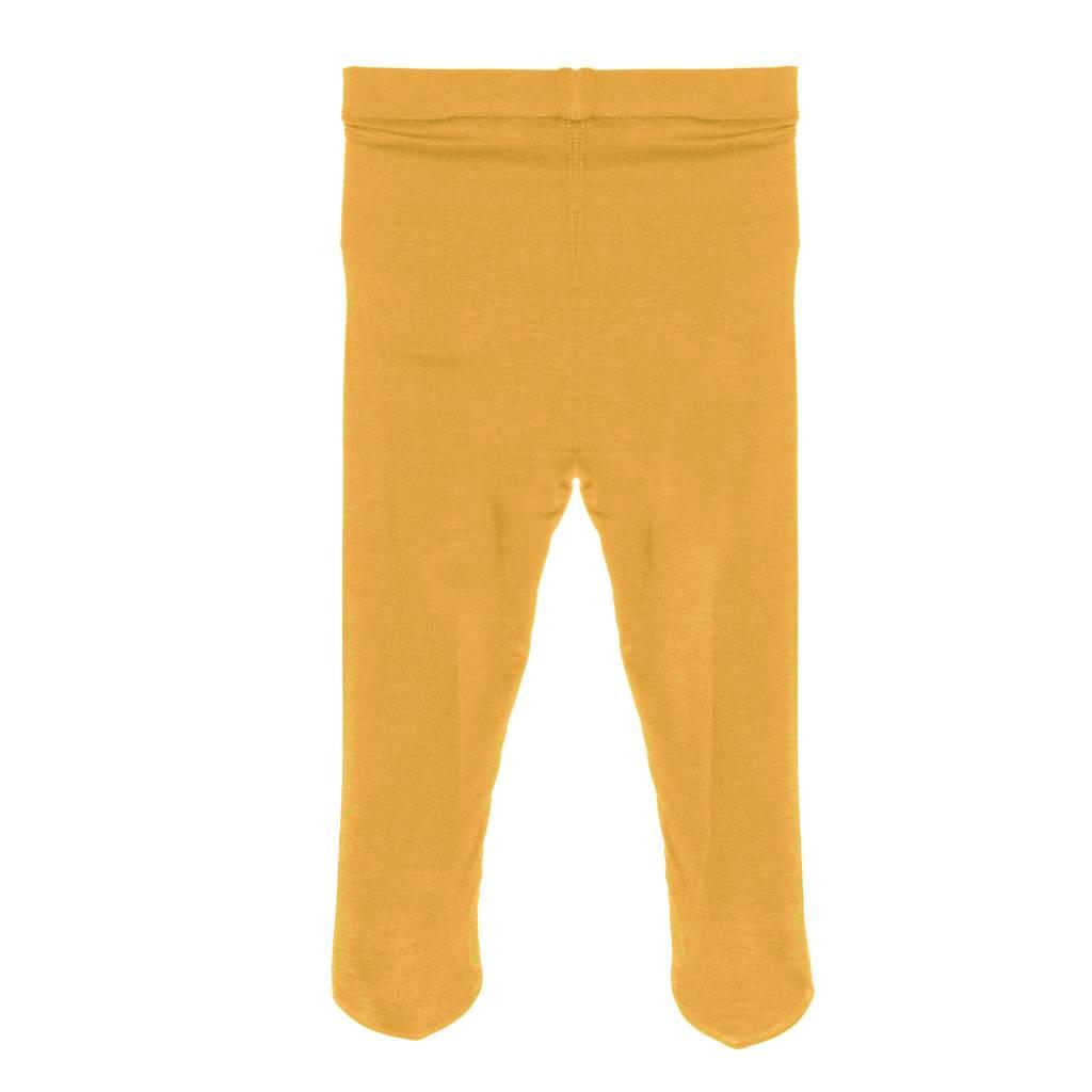 Kickee Pants Tights - Solid Girl Tights Fuzzy Bee -