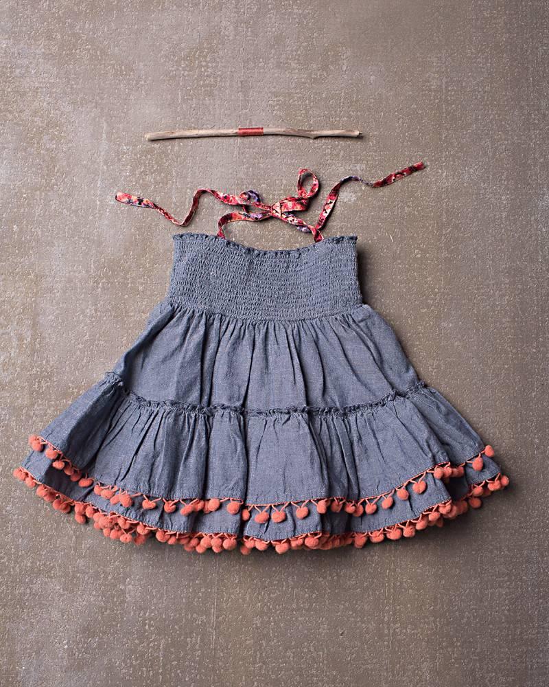 Jak & Peppar Skirt/Top - LANEY SKIRT/SWING TOP