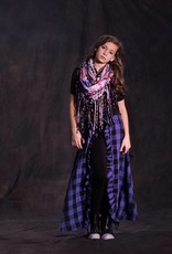 Jak & Peppar Skirted Leggings - EARTH WIND AND FIRE MAXI