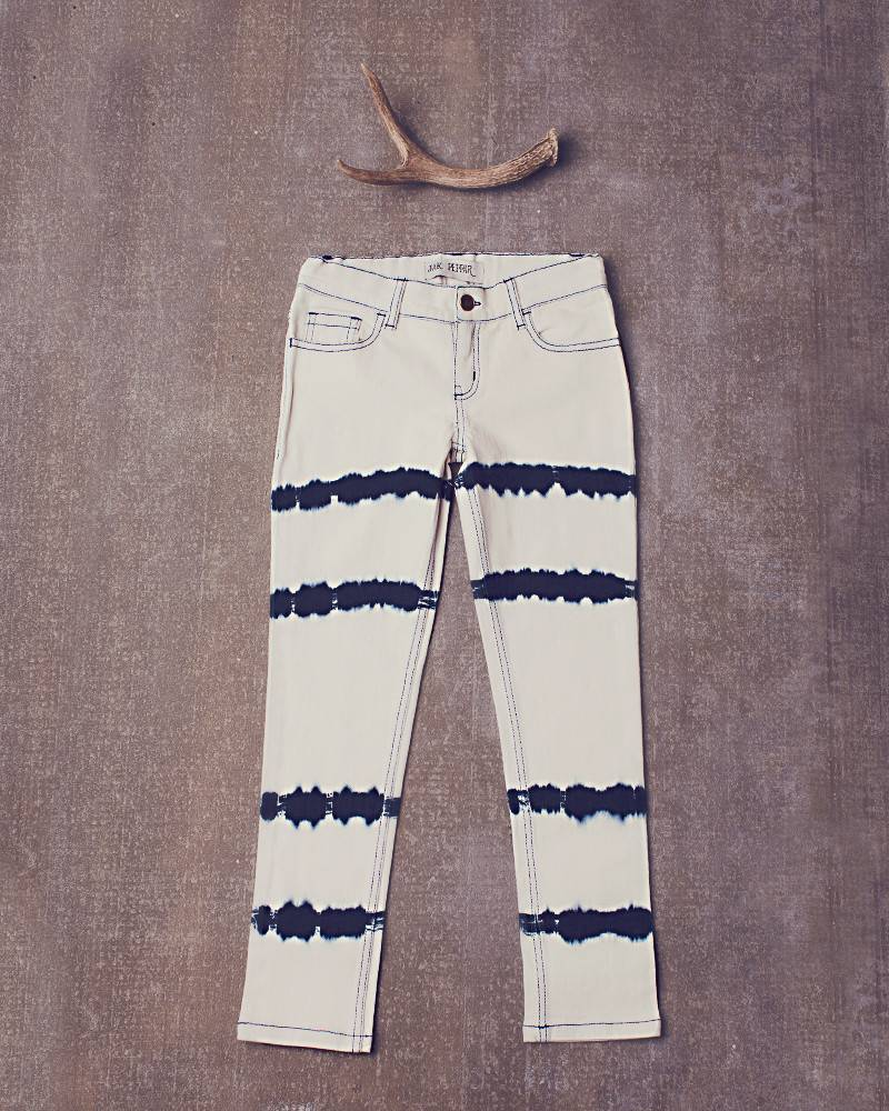 Jak & Peppar Jeans - Peppar Prep School Skinnies: Dazed Navy