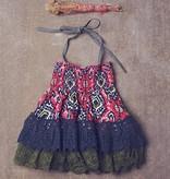 Jak & Peppar Skirt/Top - Laney Skirt/Swing Top: Electric Pink