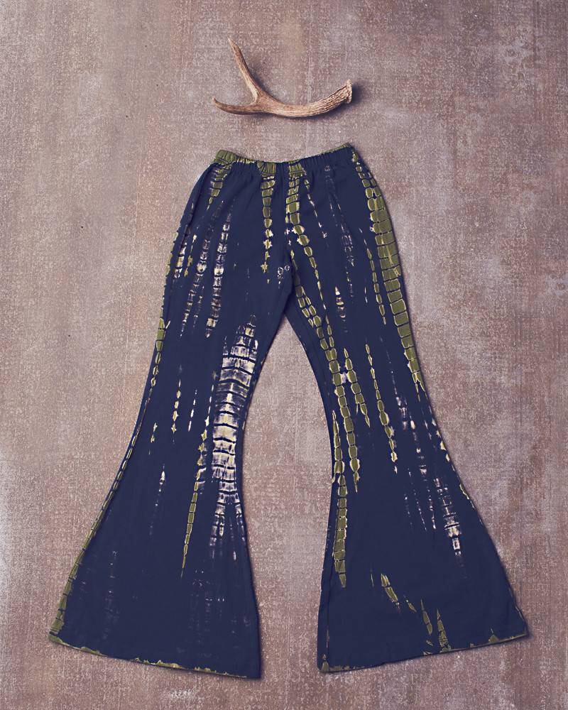 Jak & Peppar Pants - Chella Pant: Dazed Navy Olive