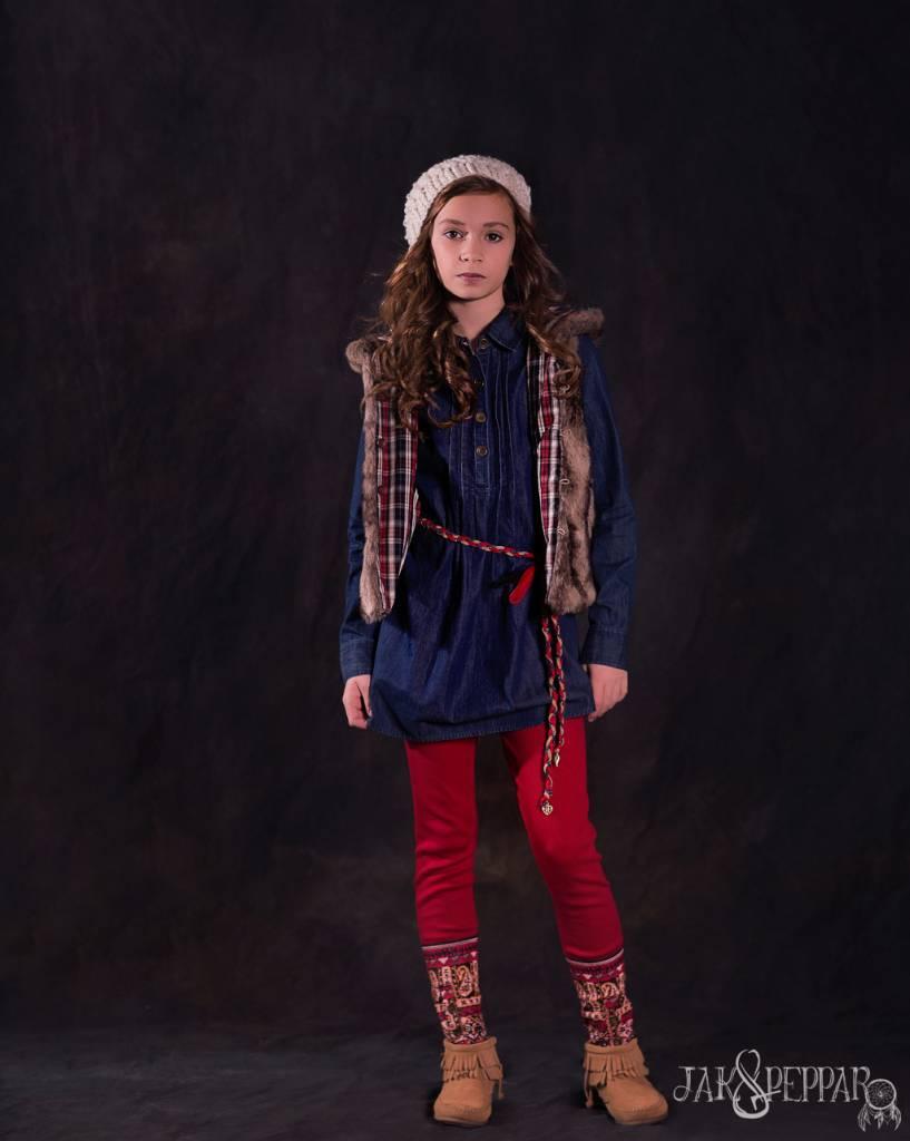 Jak & Peppar Dress - EMBER TUNIC DRESS