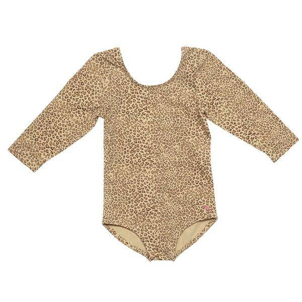Pink Chicken Leotard - Leotard: Leopard print in